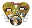 Blessings-vsc Snow Collectors - ART144-gailz