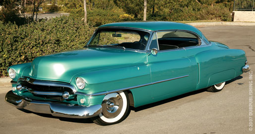 (1956) car - Color: Blue  // Description: exquisite legendary