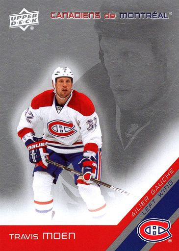 2011-12 Canadiens de Montreal #22 (1)