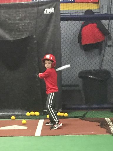 Batting Cages and Dinner with Aunt Shelley 4-18-17  (6)