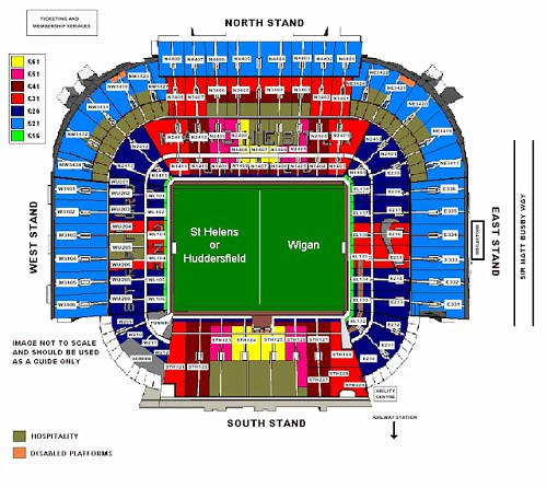 Photo Old Trafford Seating Plan 2010 Soccer Aid 2012