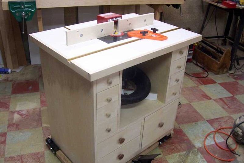 Know More Woodworking Router Ideas Diy Simple Homemade Table Plans Keyboard Keysfo Images
