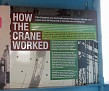 Information Board - How the Crane worked