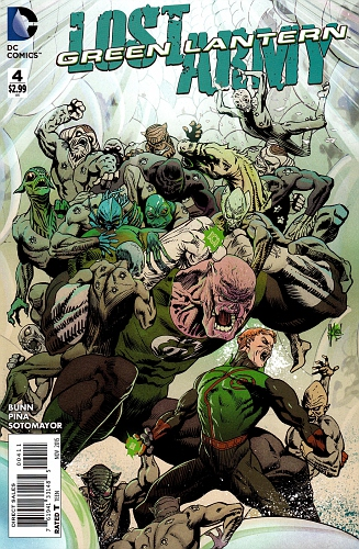 Green Lantern Lost Army #04