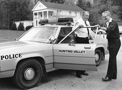 OH - Hunting Valley Police