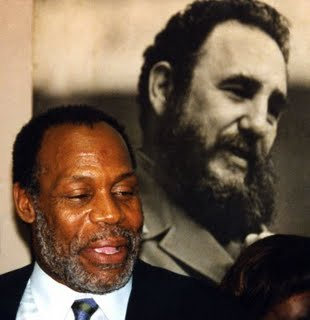 Glover and pal Fidel