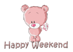 Happy Weekend - ShyTeddy