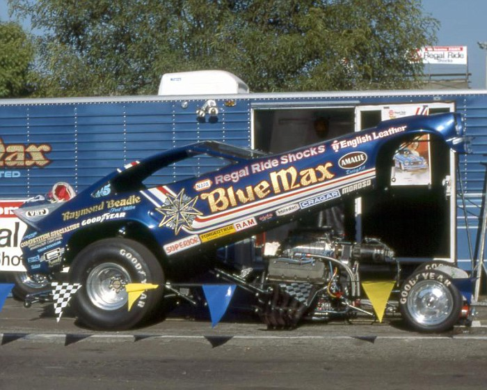 Funny car reference pictures