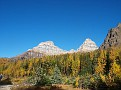 Eiffel Peak and Pinnacle Mtn