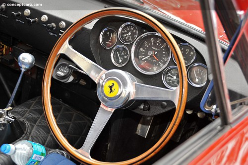 photo 1963 ferrari 330 lmb 12 interior dash ferrari 250 330 gto lmb body album. Black Bedroom Furniture Sets. Home Design Ideas