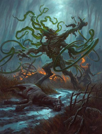 Ulvenwald Abomination by Chris Rahn