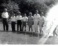 "#1-Norma Baptizing, at ""The Ford"" in 1959"