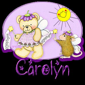 Carolyn hm spread happiness