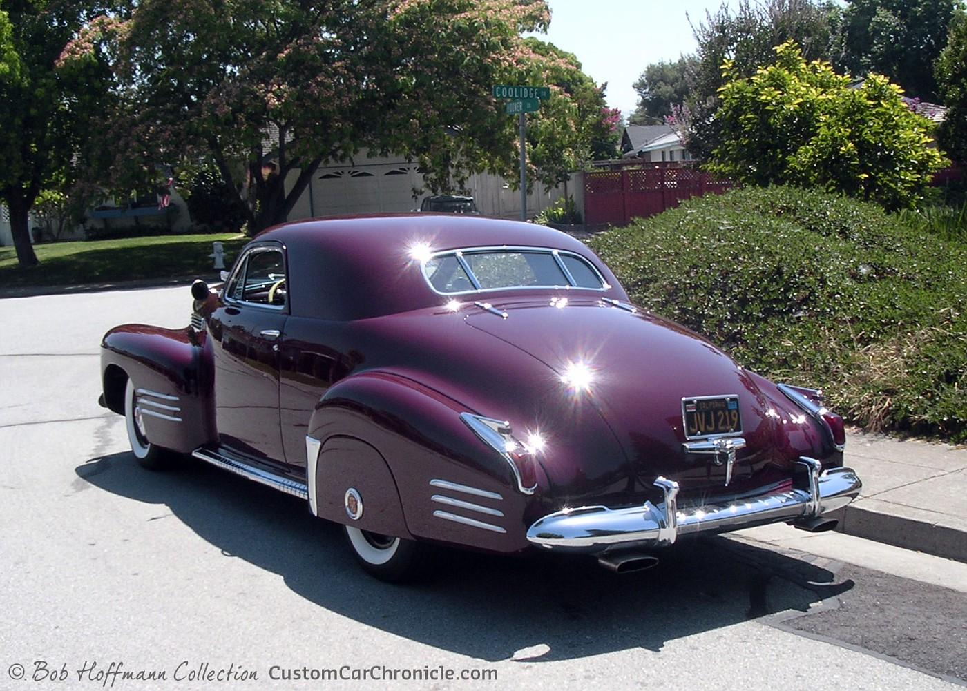 The Bob Hoffmann 1941 Cadillac Custom - Custom Car ChronicleCustom