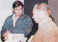 **Gene LaCroix & Woodie Horstmeyer @ 1983 US Nationals