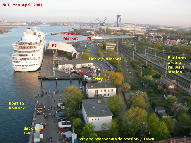 Warnemunde to Rostock and back Cruise Critic Message Board Forums