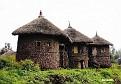 AMHARA - Lalibela Traditional Houses