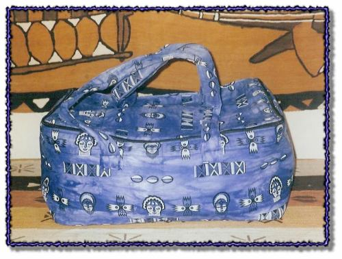 Purple Picnic Basket, Overnight Bag or EVERYTHING CARRYALL!  $45 including shipping!