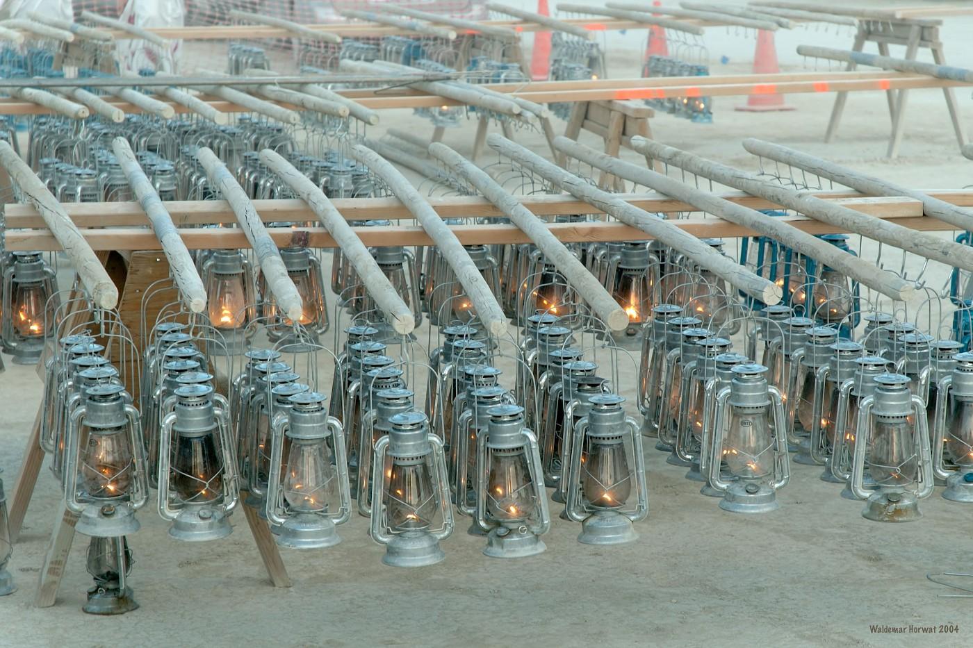 Lamplighters' Lamps