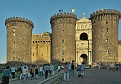 Неаполь замок Маскио Анджоино Naples Maschio Angioino DSC2879 1