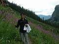 Me on Highline Trail