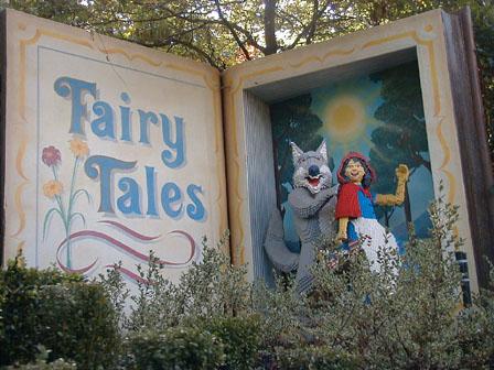 'Fairy Tale Brook'  - Book