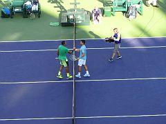 Novak Djokavic - Nick Kyrgios final