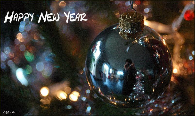 Gelukkig Nieuwjaar 2010