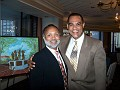 Honorable Judge Fred  Seraphin and Dr. Rudy Moise