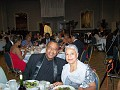 Dr Jon Robertson, Chairman Foundation Hope for Haiti, Inc. and Charming wife Dr Florence Bellande Robertson.