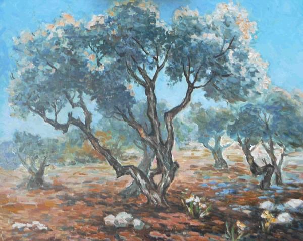 Olives I
