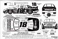 1995 Bobby Labonte 574