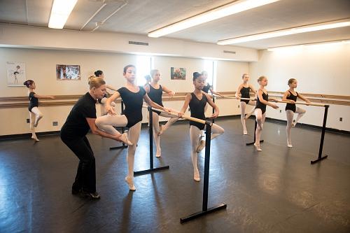 Brighton Ballet Practice DG-59