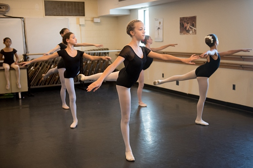 Brighton Ballet Practice DG-92