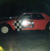 Conrad's car 1978