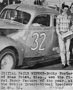 Bobby Foster @ Mobile 5-4-68