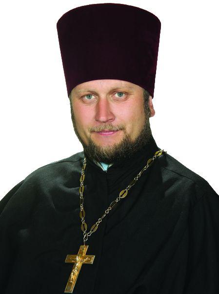 Протоієрей Петро Подунайчук