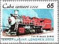 Cuba 2000 1919 Alco 2-8-0