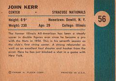 1961-62 Fleer #56 (2)