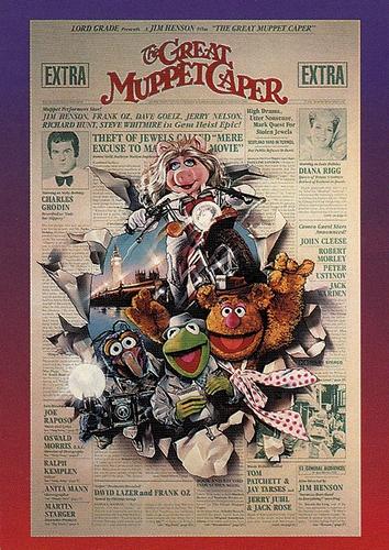 1993 Cardz Muppets #52 (1)