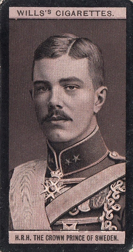 1908 Wills European Royalty #058 (1)