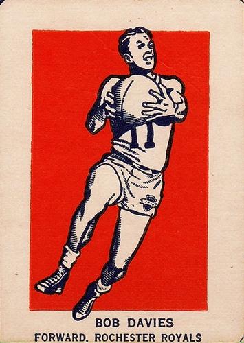 1952 Wheaties Bob Davies (1)