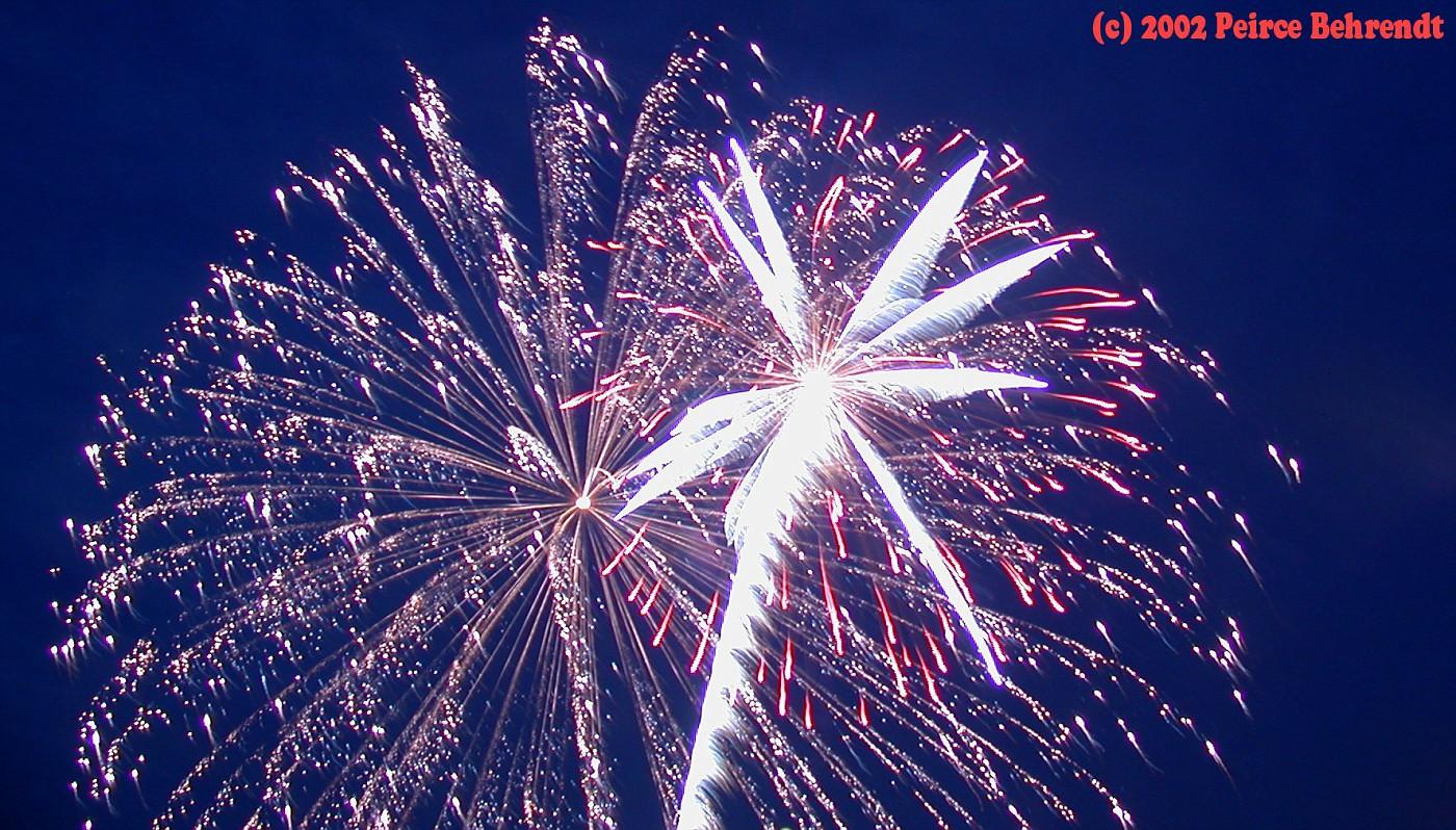 Fireworks 4 - 7/4/2002