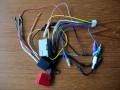 Metra harness soldered to Alpine harness