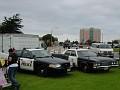 CA - Seaside Police 2007 CVPI and 1970 Mercury Monterey