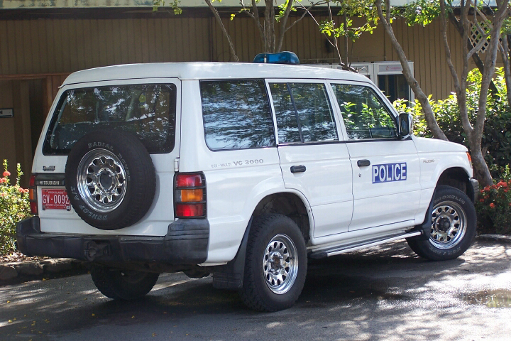 BVI - Royal British Virgin Islands Police Force