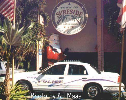 FL - Surfside Police
