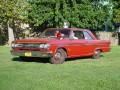 1965 Rambler original fire chief car