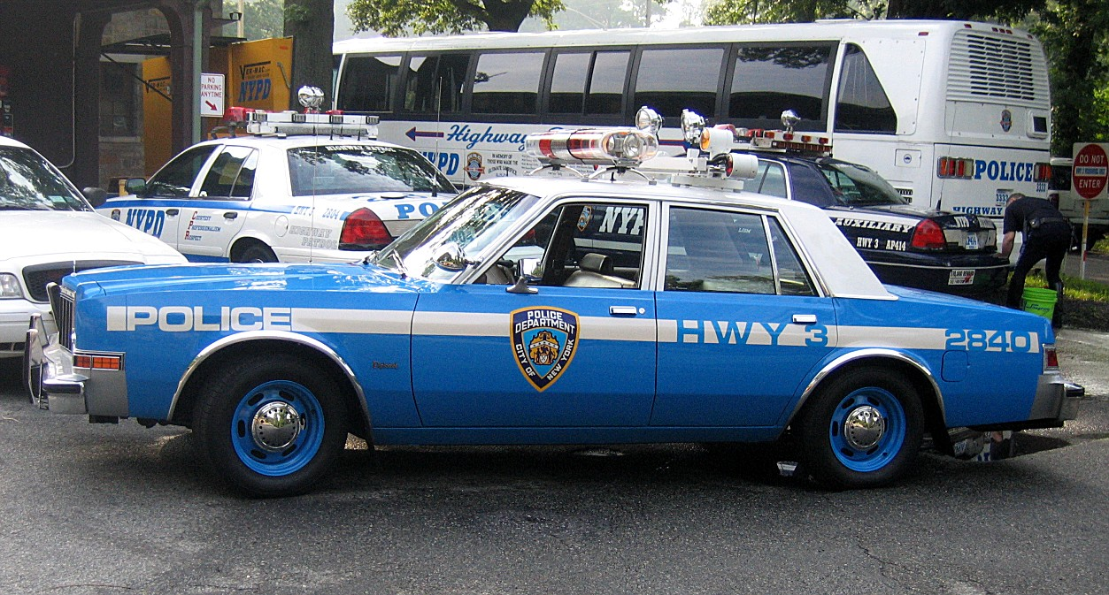 copcar dot com - The home of the American Police Car - Photo Archives