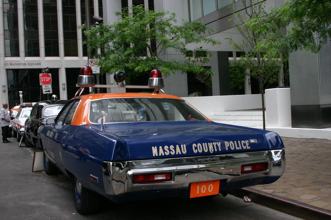 NY - Nassau County Police